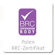 Polen-BRC-Zertifikat
