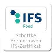 Schottke-Bremerhaven-IFS-Zertifikat