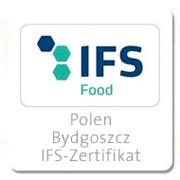 Polen-Bydgoszcz-IFS-Zertifikat